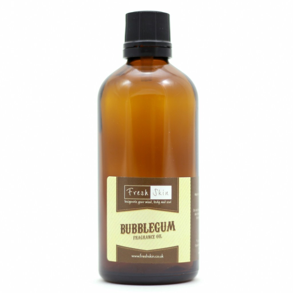 Bubblegum fragrance oil fresh skin beauty for Aroma candle and scent company