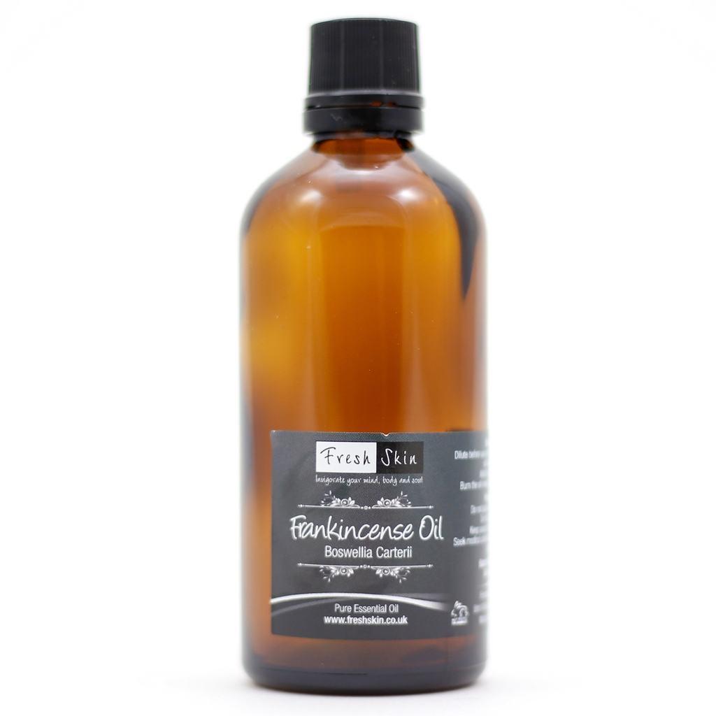 Frankincense oil skin
