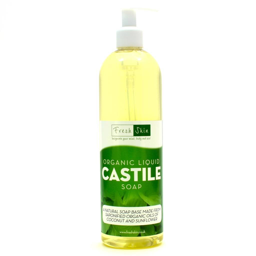 Organic Beauty Products >> Organic Liquid Castille Soap | Fresh Skin Beauty