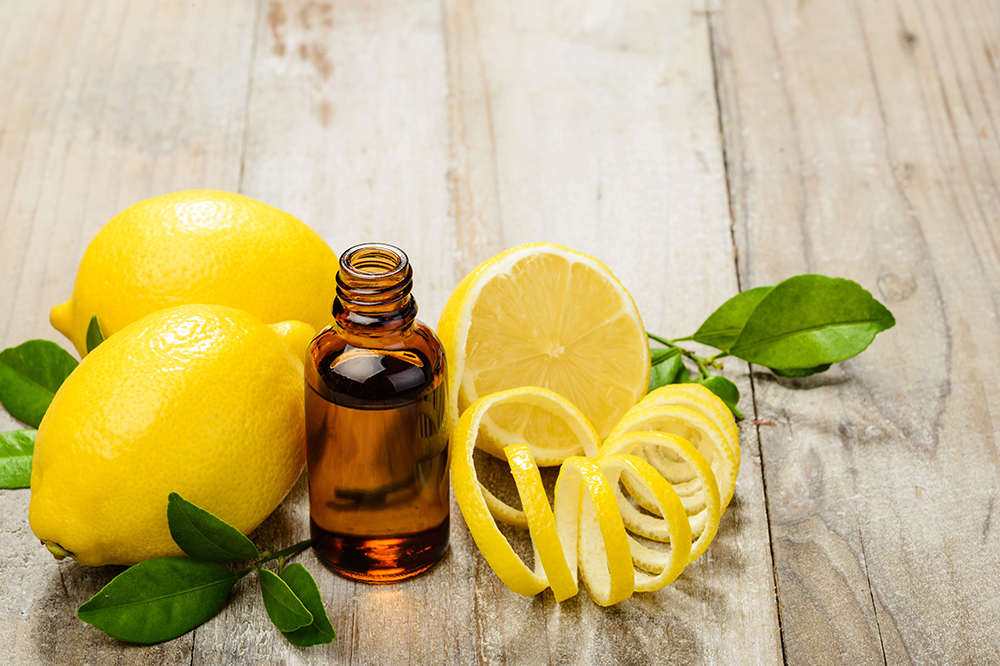 An introduction to lemon essential oil