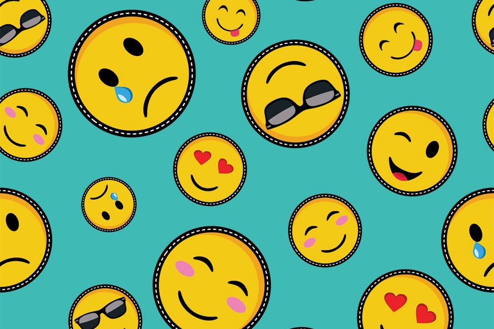 lots of emojis whatever your current mood