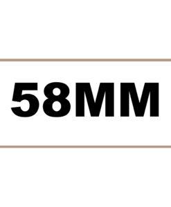 58mm Neck
